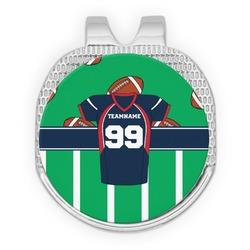 Football Jersey Golf Ball Marker - Hat Clip