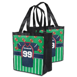Football Jersey Grocery Bag (Personalized)