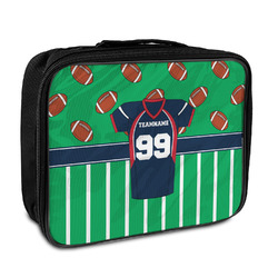 Football Jersey Insulated Lunch Bag (Personalized)