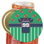 Football Jersey Jar Opener (Personalized)