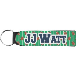 Football Jersey Keychain Fob (Personalized)