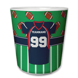 Football Jersey Plastic Tumbler 6oz (Personalized)