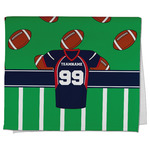 Football Jersey Kitchen Towel - Full Print (Personalized)