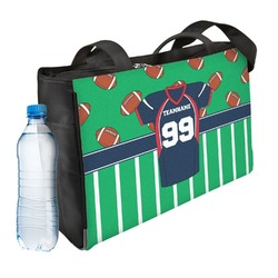 Football Jersey Ladies Workout Bag (Personalized)