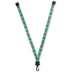 Football Jersey Lanyard (Personalized)