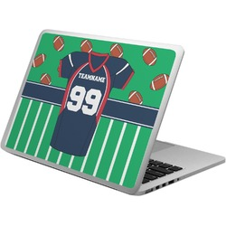 Football Jersey Laptop Skin - Custom Sized (Personalized)