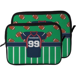 Football Jersey Laptop Sleeve / Case (Personalized)