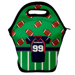 Football Jersey Lunch Bag (Personalized)
