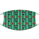 Football Jersey Cloth Face Mask (T-Shirt Fabric) (Personalized)
