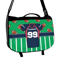 Football Jersey Messenger Bag (Personalized)