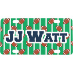 Football Jersey Mini / Bicycle License Plate (Personalized)