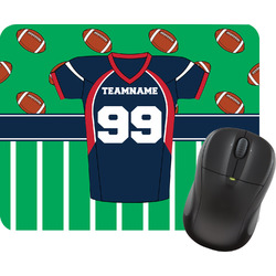 Football Jersey Mouse Pad (Personalized)