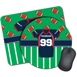 Football Jersey Mouse Pads (Personalized)