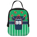 Football Jersey Neoprene Lunch Tote (Personalized)
