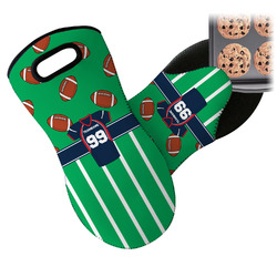 Football Jersey Neoprene Oven Mitt (Personalized)