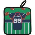 Football Jersey Pot Holder (Personalized)
