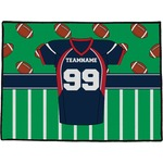 Football Jersey Door Mat (Personalized)