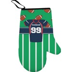 Football Jersey Right Oven Mitt (Personalized)