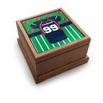 Football Jersey Pet Urn w/ Name and Number