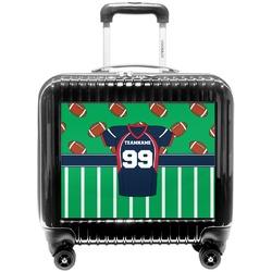 Football Jersey Pilot / Flight Suitcase (Personalized)