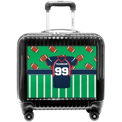 Football Jersey Pilot / Flight Suitcase (Personalized)