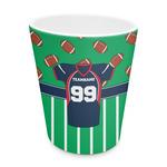 Football Jersey Plastic Tumbler 6oz (Personalized)