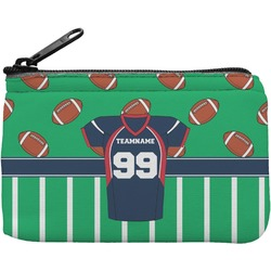Football Jersey Rectangular Coin Purse (Personalized)