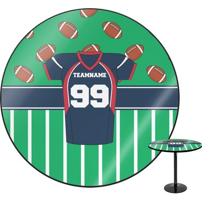 Football Jersey Round Table (Personalized)