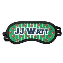 Football Jersey Sleeping Eye Mask (Personalized)