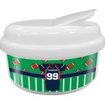 Football Jersey Snack Container (Personalized)