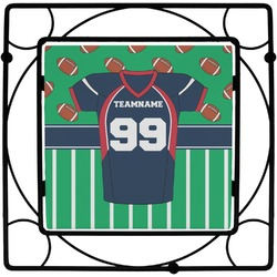 Football Jersey Square Trivet (Personalized)