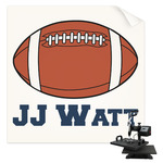 Football Jersey Sublimation Transfer (Personalized)