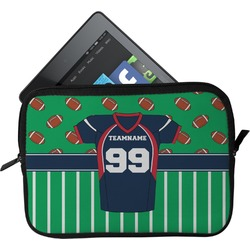 Football Jersey Tablet Case / Sleeve (Personalized)