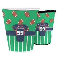 Football Jersey Waste Basket (Personalized)