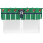 Football Jersey Valance (Personalized)