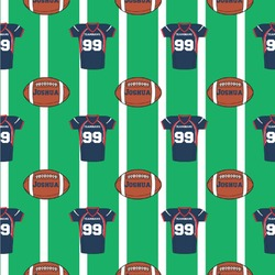 Football Jersey Wallpaper & Surface Covering