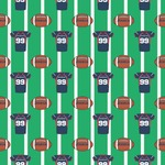 Football Jersey Wrapping Paper (Personalized)