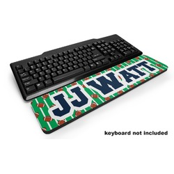 Football Jersey Keyboard Wrist Rest (Personalized)