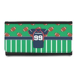 Football Jersey Ladies Wallet (Personalized)