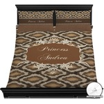 Snake Skin Duvet Cover Set (Personalized)