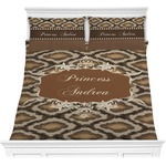 Snake Skin Comforter Set (Personalized)