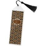 Snake Skin Book Mark w/Tassel (Personalized)