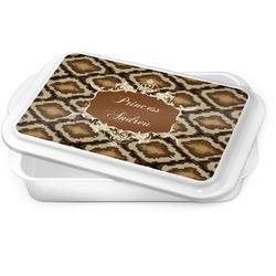 Snake Skin Cake Pan (Personalized)