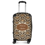 Snake Skin Suitcase (Personalized)