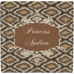 Snake Skin Ceramic Tile Hot Pad (Personalized)