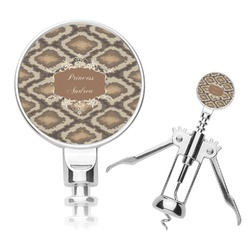 Snake Skin Corkscrew (Personalized)