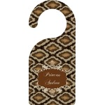 Snake Skin Door Hanger (Personalized)
