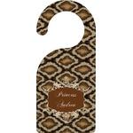 Snake Skin Door Hanger (Personalized)