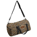 Snake Skin Duffel Bag (Personalized)