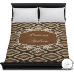 Snake Skin Duvet Cover (Personalized)